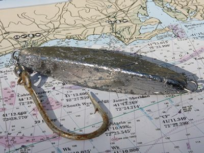 Captain Segull/'s Chart Offshore GPS NY /& NJ Canyons